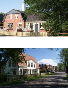 Vakantiehuis Schiermonnikoog Waddenrust